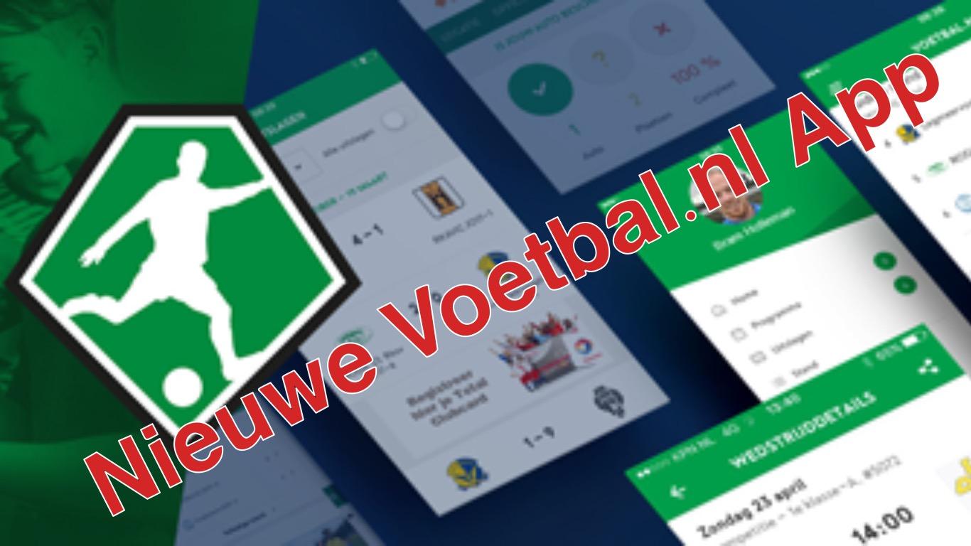 Voetbal.nl APP Live & Kicking