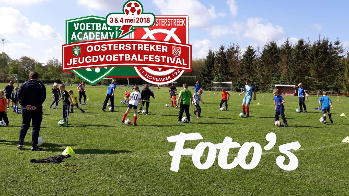 Foto's Oosterstreker JeugdVoetbalFestival